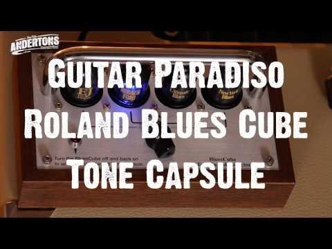 Roland Blues Cube - Tone Capsule Shootout