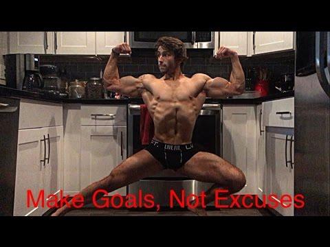 Set Goals, Stay Motivated, Make Progress