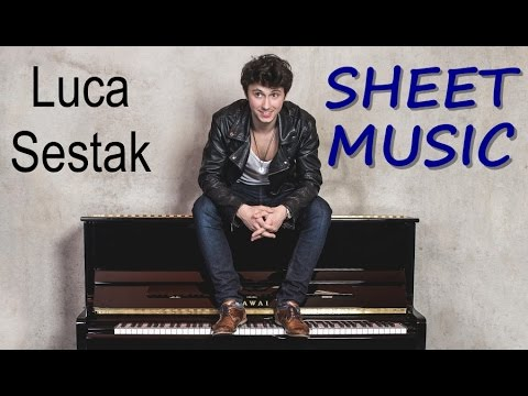 Incredible young blues pianist Luca Sestak SHEET MUSIC AVAILABLE NOW!!!