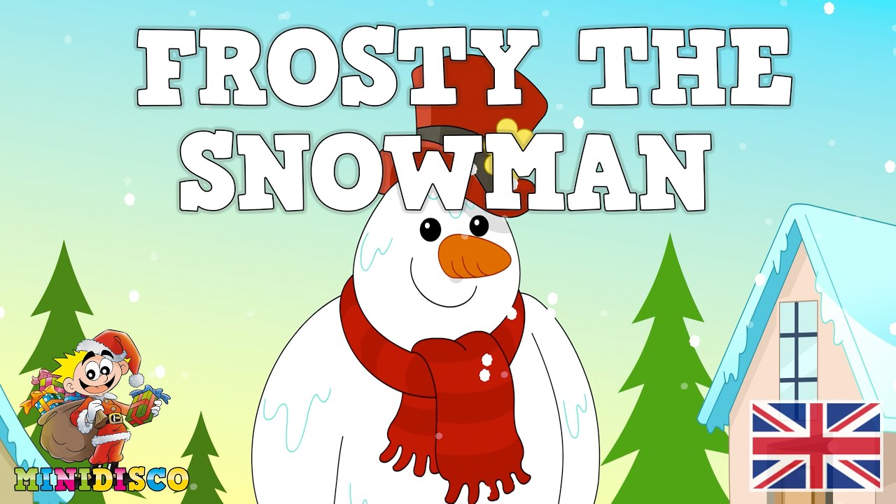 frosty the snowman christmas songs for children christmas cartoons for kids by minidisco - Snowman Christmas