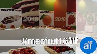 MACFRUT 2016 - fiera dedicata alla filiera del settore agricolo e all' #ortofrutta