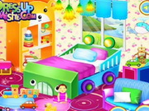 Realistic Baby Room Decoration   Best Game For Girls   YouTube