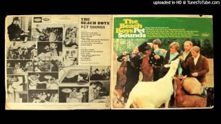 The Beach Boys Here Today mono LP