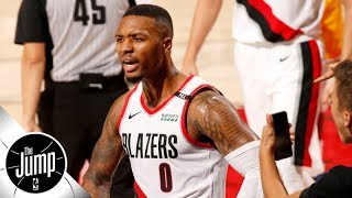 Damian Lillard one of five best 'angry' NBA players of all time - Jorge Sedano | The Jump