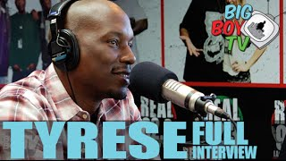 Tyrese FULL INTERVIEW | BigBoyTV