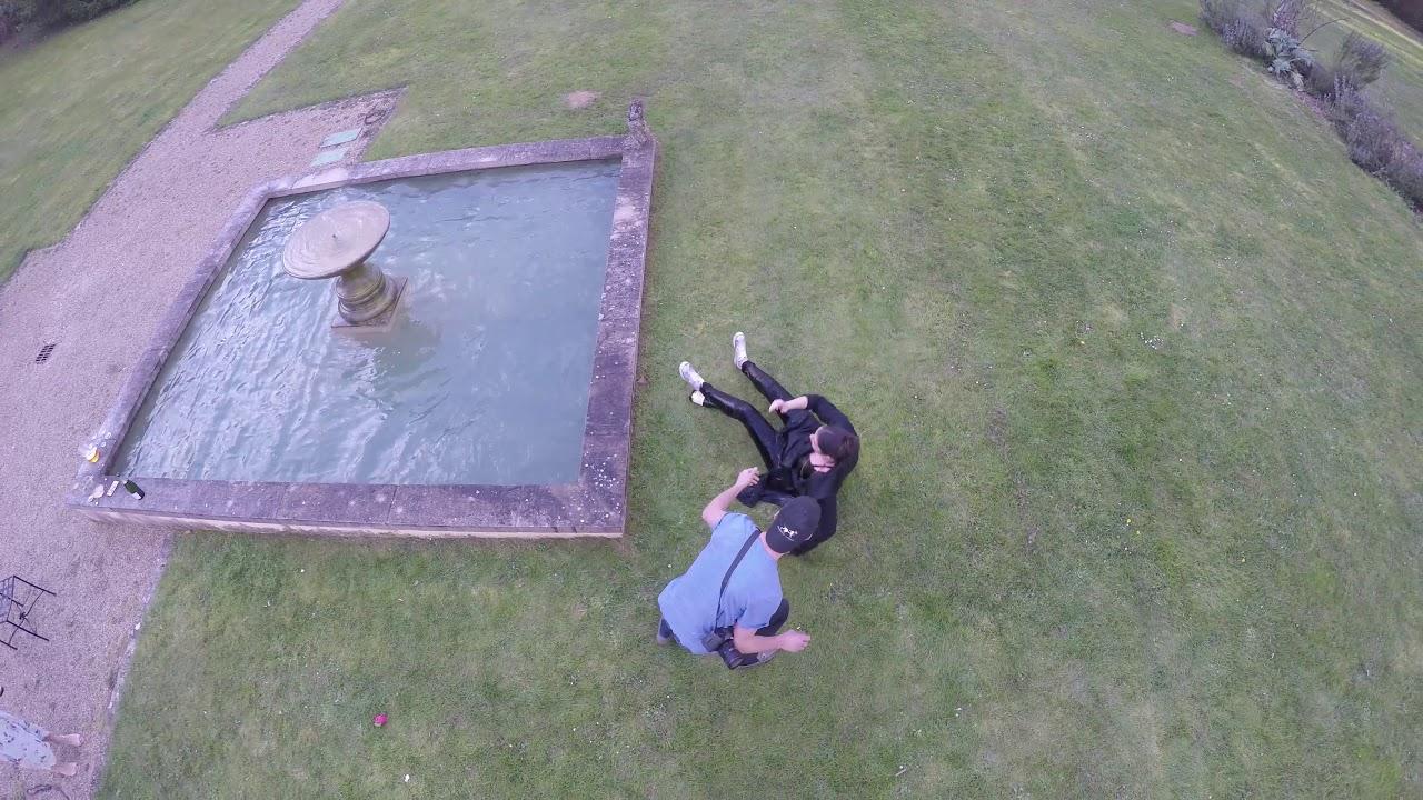 Drone Footage Humorous Fail