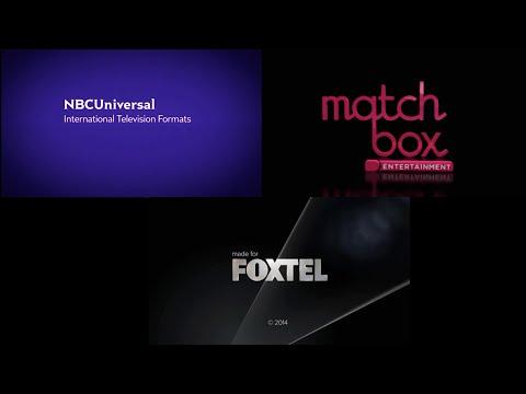 NBC Universal International Television Formats/Matchbox Entertainment/Foxtel