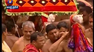 Puri Jagannath Rath Yatra Celebrations Begin Amid Tight Security --...
