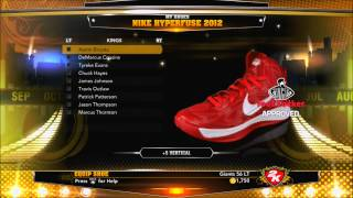 Must See Tip: How To Change Sneakers In NBA2k13 (Tutorial)