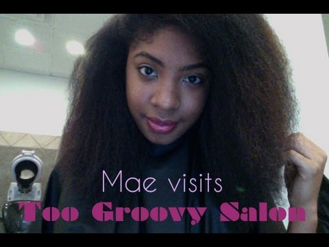 """Groove Therapy: """"Behind The Scenes"""" At Too Groovy Salon (Atlanta,GA)"""