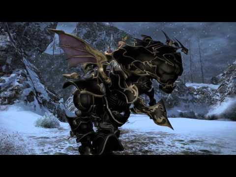 Final Fantasy 14: A Realm Reborn trailer introduces Final Fantasy 6's classic Magitek Armor