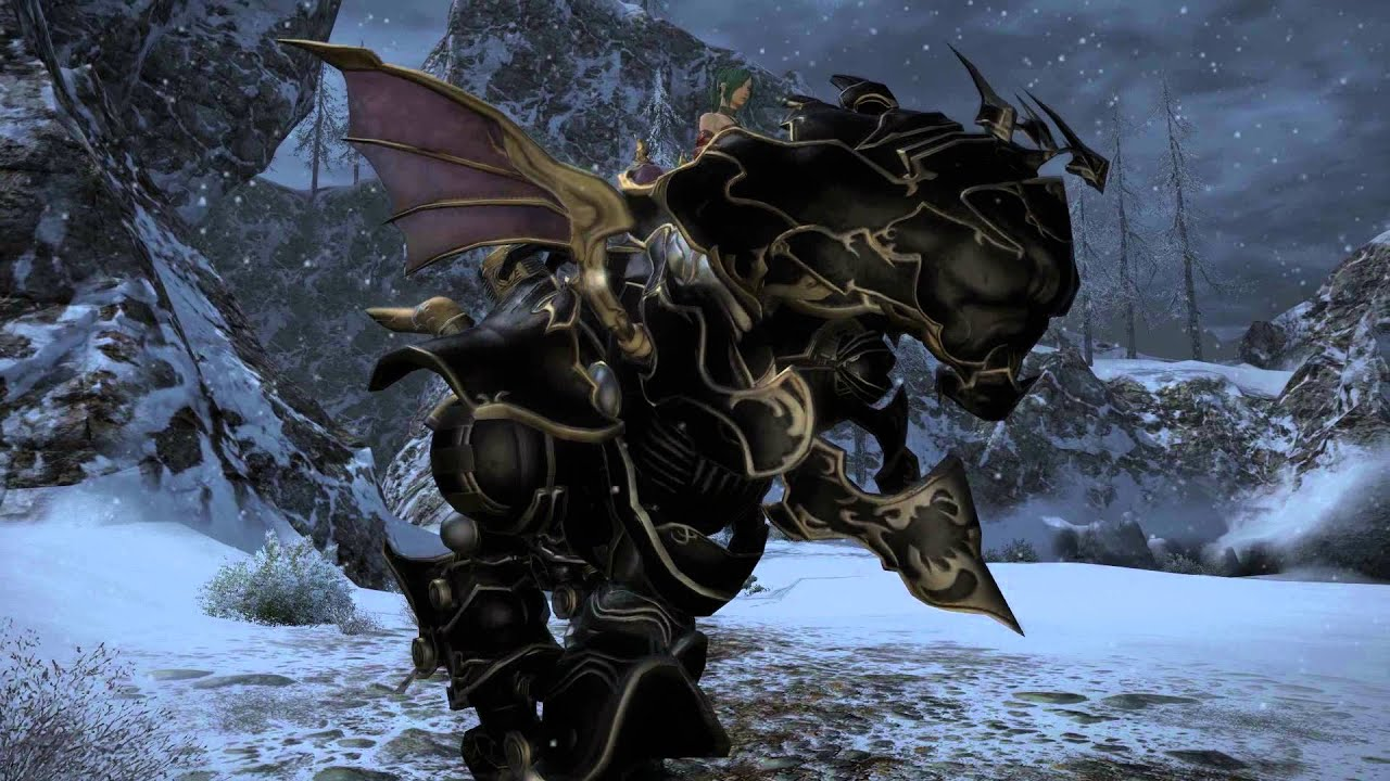 Mount Collector's Guide | FFXIV ARR Forum - Final Fantasy XIV: A