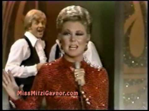 Mitzi Gaynor - LIVE (1972)