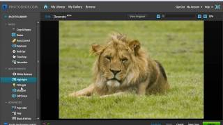 Edit photos online for free with Photoshop Express