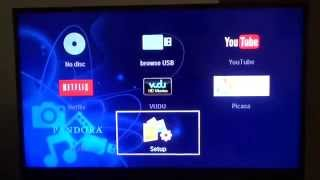 Philips BluRay Player BDP 2105 WIFI READY REVIEW AND TEST!