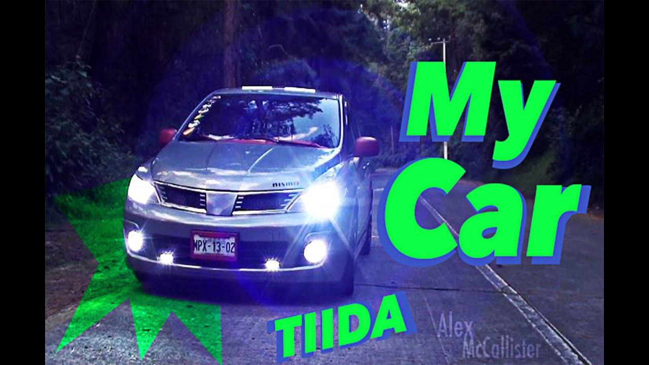 Nissan Tiida Tuning Con Quot Alex Mccallister Quot Del