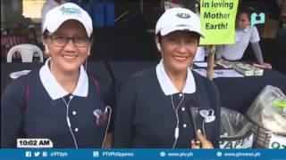 NEWSBREAK : Santambak na basura, nililinis ngayon sa Manila North Cemetery
