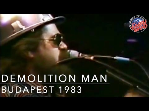 Manfred Mann's Earth Band - Demolition Man (Live in Budapest 1983)