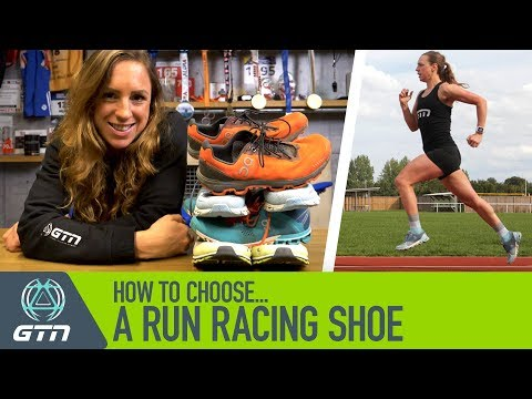 How To Choose A Run Racing Shoe | Running Shoes For Your Next Triathlon