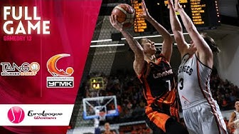 Bourges Basket v UMMC Ekaterinburg - Full Game - EuroLeague Women 2019-20
