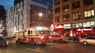 rencontre pompier new york