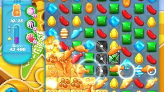 Candy Crush Soda Saga Level 499 (nerfed)
