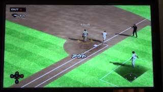 プロスピオリジ選手同士シリーズ第2弾 超高反発ボールはサヨナラの場面でドラマを生む thumbnail