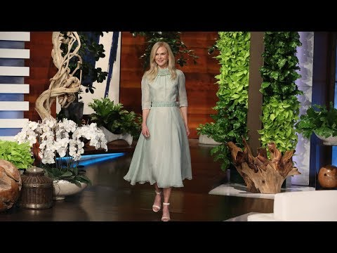 Nicole Kidman's Frightening Tarantula Encounter