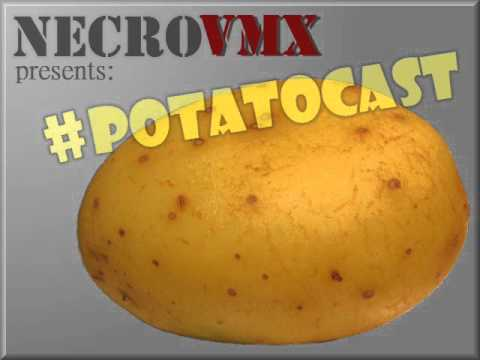 Major Announcement/Halloween, McDonalds, Stress levels #POTATOCAST
