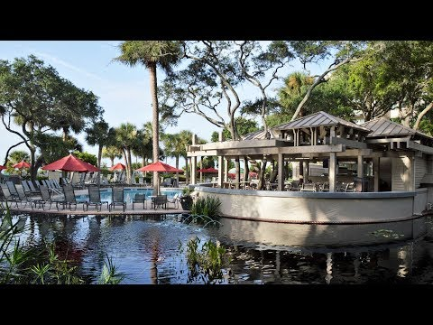 DJI Osmo Hilton Head Island Monarch At Sea Pines 2019 Walking Tour 4k