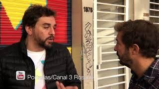 Diego Gentile ( Actor ) - Nicolas Distasio ( Periodista Deportivo ) | Portadas_tv