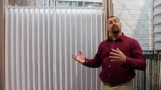 Drapery Panel & Sheer Vertical Systems | Ado Fabric