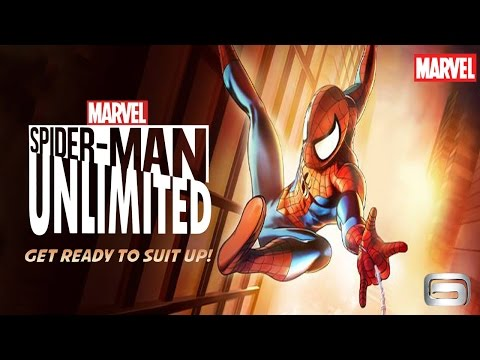 Spider-Man Unlimited - iOS / Android - HD Gameplay (Livestream)
