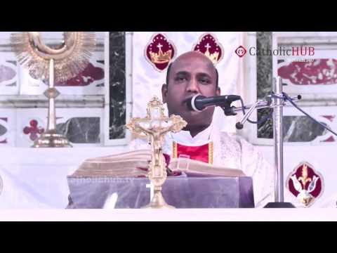 Saturday Evening English Mass at St MARY'S BASILICA, HYD, TS, INDIA, 16 4 16 HD