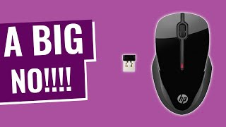 HP X3500 Wireless Mouse Review Should You Buy
