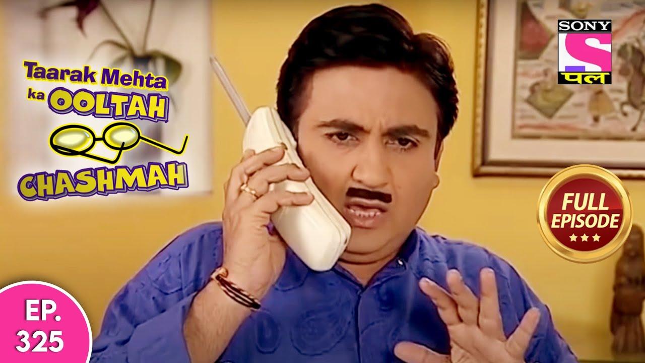 Taarak Mehta Ka Ooltah Chashmah | तारक मेहता का उल्टा चश्मा | Episode 325 | 22nd October, 2020