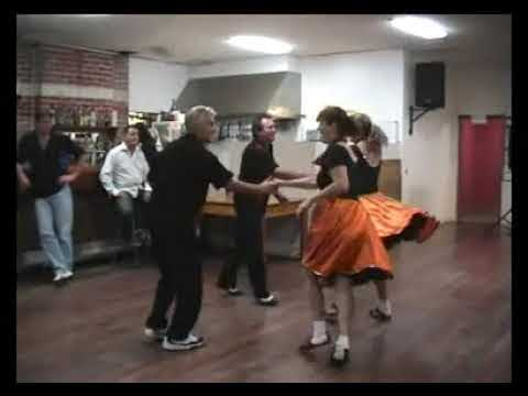 Rock 'n' Roll Dance Routine - Candyman