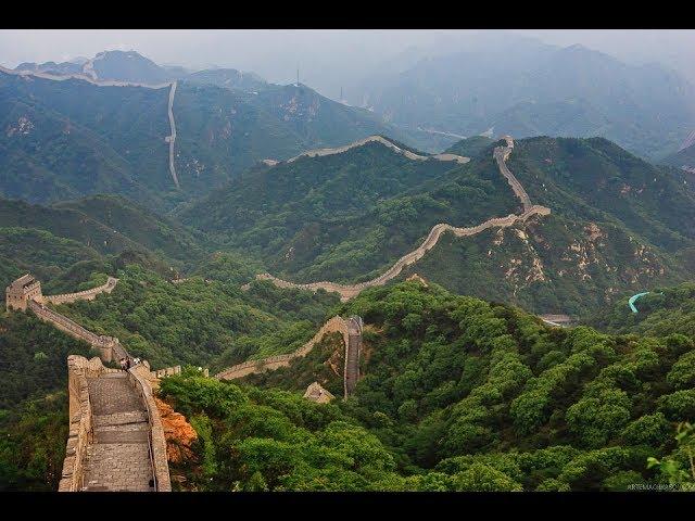 Великая китайская стена  BBC, Discovery, National Geographic (HD Video)