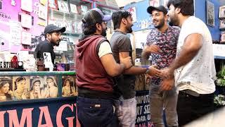 Kicking Strangers Prank | Pranks In Pakistan | Humanitrians
