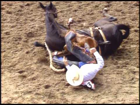 Rodeo Bloopers 2 (2 of 2 | 1992 | DVD) The BEST Falls and Fails in Rodeo