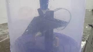 Pengujian Sensor Curah Hujan Tipping Bucket - EEPIS 2013