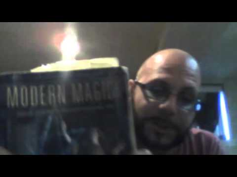 Anthony Arcanums Suggested Magick books for total beginners
