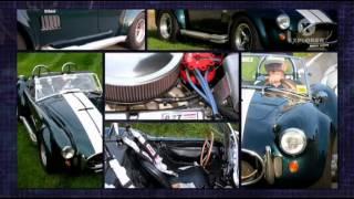 Кит кар - копии спортивных автомобилей реплики и самоделки