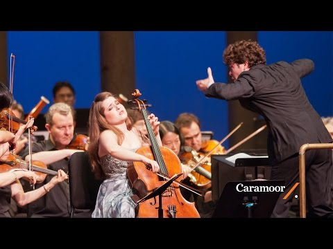 Pablo Heras-Casado explains what makes Alisa Weilerstein an exciting musician. They perform together at Caramoor with the Orchestra of St. Luke's on August 3, 2014 for the Festival Finale featuring Weilerstein's performance of Elgar's Cello Concerto