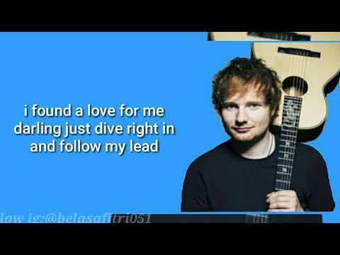 """lirik-lagu-""""perfect""""-ed-sheeran"""