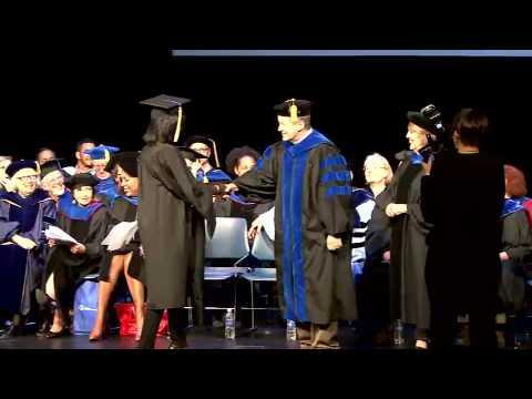 Graduate Hooding Ceremony 2015 Youtube