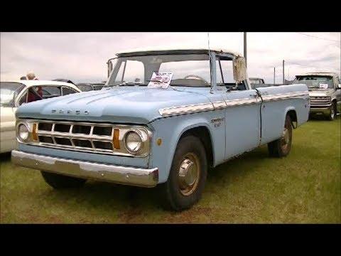 1968 Fargo Sweptline Truck