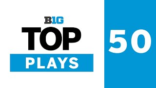 Top 50 Plays of the Year | B1G Women's Soccer