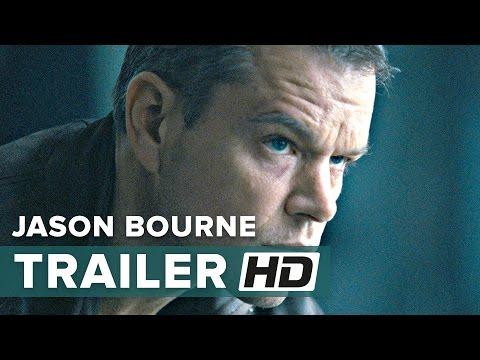 Jason Bourne (2016) - Nuovo Trailer Ufficiale Italiano HD - Action Movie con Matt Damon