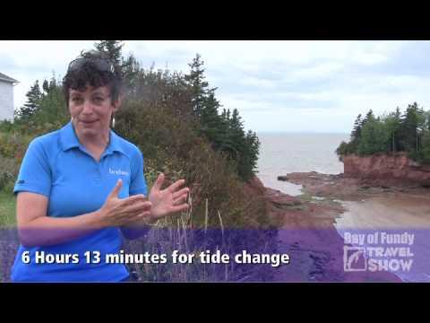 Bay of Fundy Travel Show #6 Burncoat Head, Nova Scotia